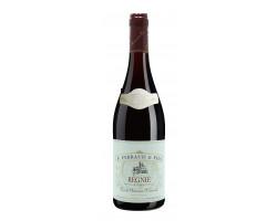 Régnié - Cuvée Antoine Ferraud - P. Ferraud & Fils - 2017 - Rouge