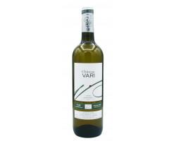 Château Vari Bergerac blanc sec - Château Vari - 2018 - Blanc