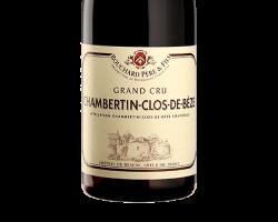 Chambertin Clos De Beze - Bouchard Père & Fils - 2017 - Rouge