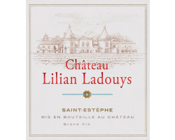 Château Lilian Ladouys - Château Lilian Ladouys - 2012 - Rouge