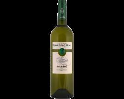 Chateau Barbé blanc sec - Vignobles Bayle-Carreau - 2020 - Blanc
