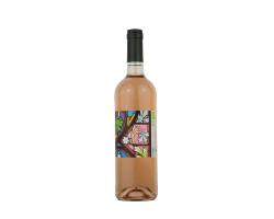 Vitrail sur l'Abbaye - Abbaye de Valmagne - 2019 - Rosé