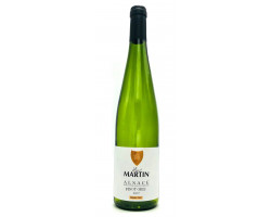 Pinot Gris - Henri Martin et Fils - 2018 - Blanc