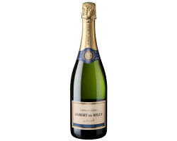 Reserve - Champagne Albert De Milly - Non millésimé - Effervescent