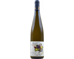 Origin'alsace Pinot Gris - Domaine Gueth - 2018 - Blanc