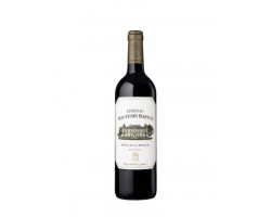 Château Mauvesin Barton - Château Mauvesin Barton - 2012 - Rouge