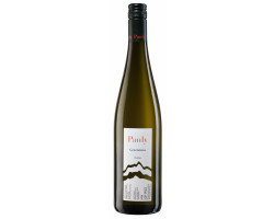 Generations - Riesling - AXEL PAULY - 2018 - Blanc