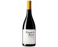 La Réserve de Jeanne - Maison Ventenac - 2018 - Rouge