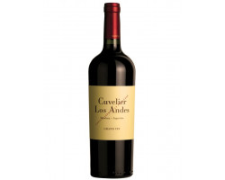 Cuvelier Los Andes Grand Vin - Bertrand Cuvelier - 2009 - Rouge
