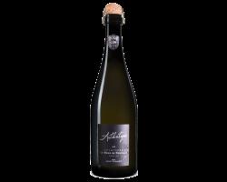 Authentique Blanc de Blancs - Champagne le Brun de Neuville - Non millésimé - Effervescent