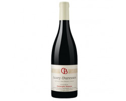 Auxey-Duresses - Domaine Christophe Buisson - 2014 - Rouge