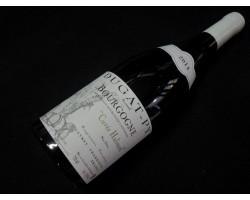 Bourgogne Halinard - Dugat-Py - 2002 - Rouge