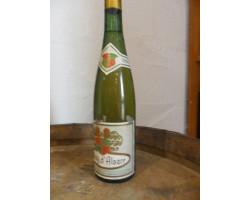 Pinot Gris - Union Viticole Alsace - 1964 - Blanc
