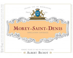 Morey-Saint-Denis - Albert Bichot - 2013 - Rouge