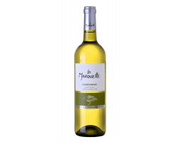 La Marouette - Jacques Frelin - Terroirs Vivants - 2019 - Blanc