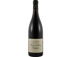 Morgon - Domaine Striffling - 2014 - Rouge