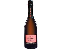 Rosé Brut - Champagne Drappier - Non millésimé - Effervescent