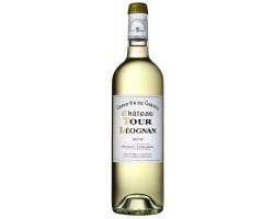 Château Tour Léognan  Blanc - Château Carbonnieux - 2018 - Blanc
