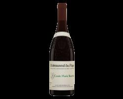Cuvée Marie Beurrier - Domaine Henri Bonneau et Fils - 2015 - Rouge