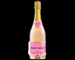 Rosé pétillant - Sans alcool - Night Orient - Non millésimé - Effervescent