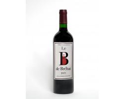 le B de Bréhat - Château Haut-Rocher - 2019 - Rouge