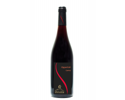 Opportun - Maison Philippe Grisard - 2019 - Rouge