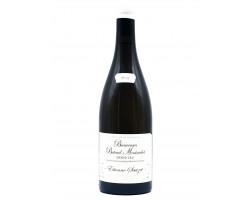Bienvenue Bâtard Montrachet - Domaine Etienne Sauzet - 2013 - Blanc