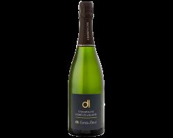 Extra Brut - Champagne Doré Léguillette - Non millésimé - Effervescent