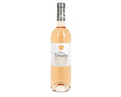 Château Thieuley Rosé - Made with Love - Château Thieuley - Vignobles Francis Courselle - 2018 - Rosé