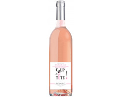 Coup de Tête - Louis Tête - 2019 - Rosé
