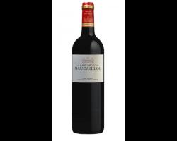 Le Haut-Médoc de Maucaillou - Château Maucaillou - 2018 - Rouge