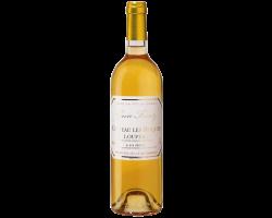 CHÂTEAU LES ROQUES - Vignobles Olivier Fleury - 2000 - Blanc