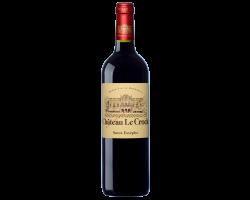 Château Le Crock - Château Le Crock - 2017 - Rouge