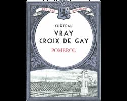 Château Vray Croix de Gay - Château Vray Croix de Gay - 2014 - Rouge