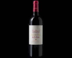 La Devise de Lilian - Château Lilian Ladouys - 2017 - Rouge