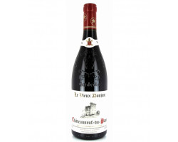 Domaine le vieux Donjon - Domaine le vieux Donjon - 2012 - Rouge