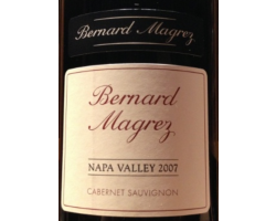 Napa Valley - Bernard Magrez - 2015 - Rouge