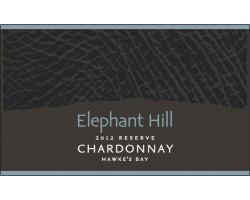 RESERVE CHARDONNAY - ELEPHANT HILL - 2015 - Blanc