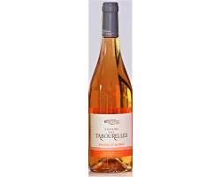 Pineau d'Aunis - Domaine des Tabourelles - 2017 - Rosé