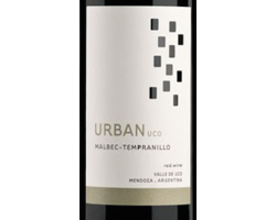 Urban uco blend - malbec, tempranillo - O. FOURNIER ARGENTINE - 2016 - Rouge