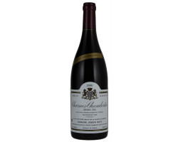 CHARMES CHAMBERTIN Grand Cru Très Vieilles Vignes - Joseph & Philippe Roty - 2013 - Rouge