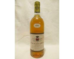 Clos Cante-merle - Clos Cante Merle - 1990 - Blanc