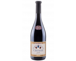 La Baronnie Madeleine - Couly-Dutheil - 2016 - Rouge
