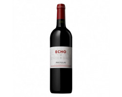 Echo de Lynch-Bages - Château Lynch-Bages - 2018 - Rouge