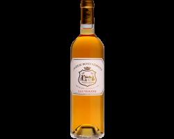 Doisy Vedrines 2ème Cru Classé - Château Doisy-Védrines - 2018 - Blanc