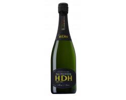 Demi-sec Délicate - Champagne Henri David-Heucq - Non millésimé - Effervescent