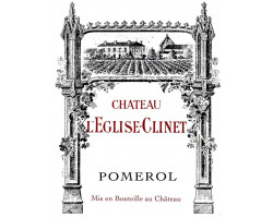 Château l'Eglise Clinet - Château l'Eglise-Clinet - 1996 - Rouge