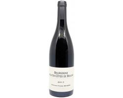 Hautes Cotes De Beaune - Domaine Boisson-Vadot, Anne, Bernard et Pierre - 2018 - Rouge