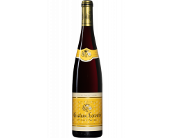 Pinot Noir Cuvée Particulière - Gustave Lorentz - 2015 - Rouge