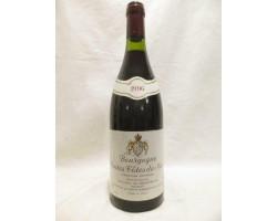 Hautes Côtes De Nuits - Domaine de Montmain - 1996 - Rouge